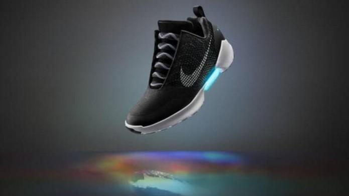 Nike lanzará al mercado tenis deportivos inspirados en el filme Volver al Futuro. Foto: Cortesía