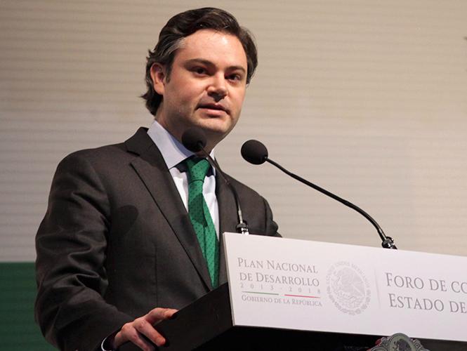 Aurelio Nuño Mayer. Foto: Cortesía