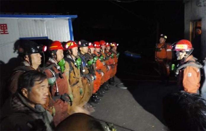 Cuerpos de auxilio lograron recuperar entre los escombros los cadáveres de 17 mineros y rescataron a uno más con graves heridas. Foto: Cortesía