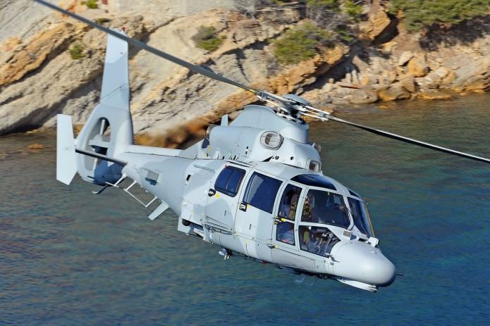 """Los nuevos helicópteros """"se integrarán a las patrullas oceánicas (…) para realizar operaciones para el mantenimiento del estado de derecho en la mar. Foto: Cortesía"""