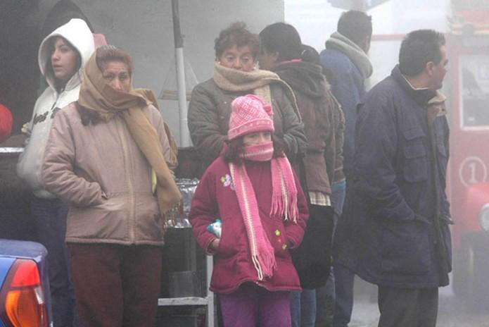 La Conagua y el SMN exhortan a la población a mantenerse pendientes sobre la actualización relacionada con la temporada 2016-2017 de frentes fríos que se realizará en noviembre. Foto: Cortesía