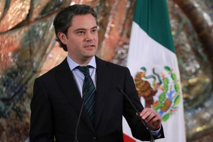 El secretario de Educación Pública, Aurelio Nuño Mayer. Foto: Cortesía