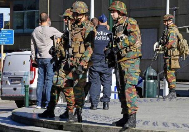 El alerta ocurrió mientras altos representantes de 75 países se encuentran en Bruselas para una conferencia sobre Afganistán. Foto: Cortesía