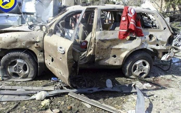 La detonación se registró poco después de que el portavoz del Ministerio del Interior de Afganistán, Sediq Sediqqi, informó este lunes en Kabul que los talibán amenazaron con lanzar un ataque a gran escala en Helmand. Foto: Cortesía