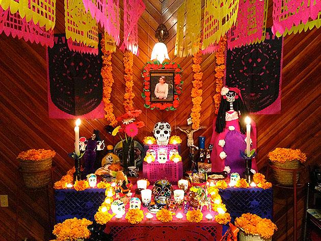 Resultado de imagen para altar dia muertos