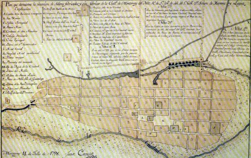 Los barrios de Monterrey a través de la historia