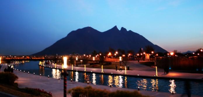 Los cerros de Monterrey