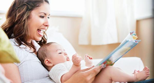 ¿Por qué es importante leer con los bebés?