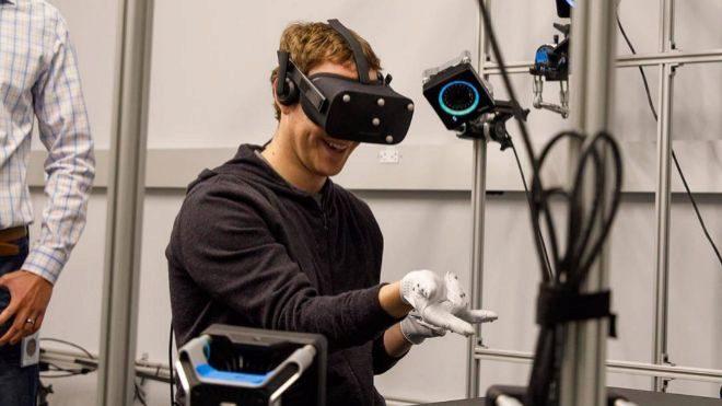 ¿Vamos a poder tocar la realidad virtual?