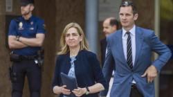 Seis años de cárcel para Urdangarin y absolución para la infanta Cristina