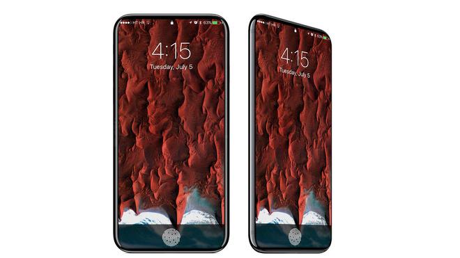 El iPhone 8 tendrá una pantalla sin marcos, pero no aumentará apenas su tamaño