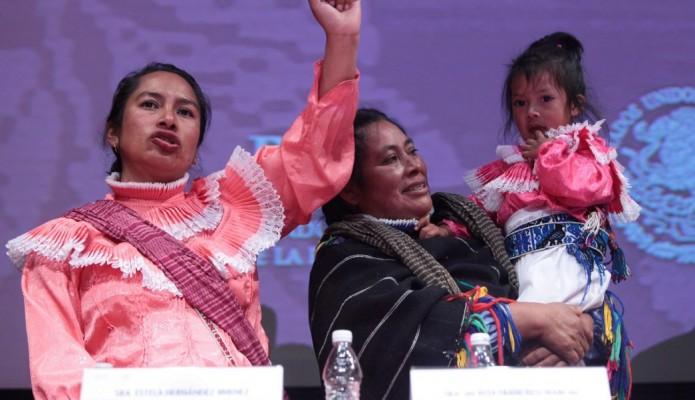 PGR ofrece disculpa pública a indígenas acusadas erróneamente de secuestro