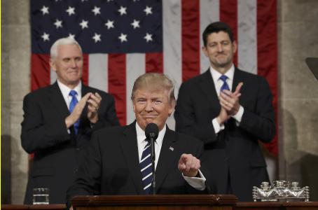 Trump busca un sistema migratorio basado en 'méritos'