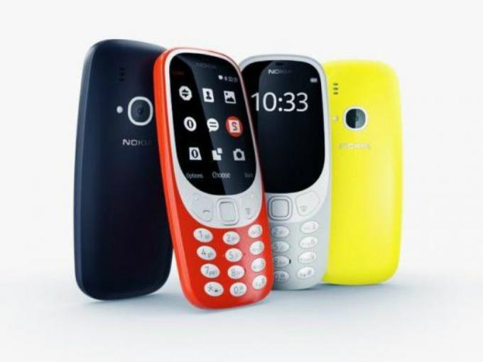 Así se ve el nuevo (viejo) Nokia 3310 de la 'viborita'