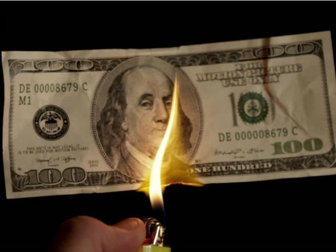 Por primera vez en 116 días dólar se vende por debajo de los 20 pesos