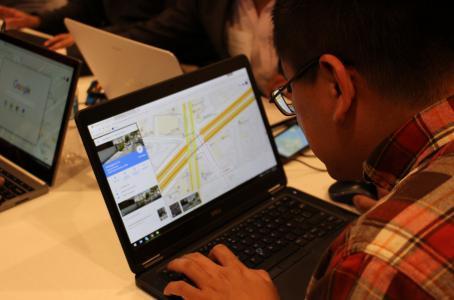 Google quiere que lo ayudes a editar su aplicación de mapas