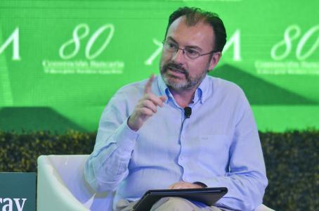 México puede sobrevivir sin TLCAN: Videgaray