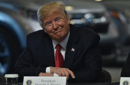 Trump sufre su primer gran fracaso como presidente