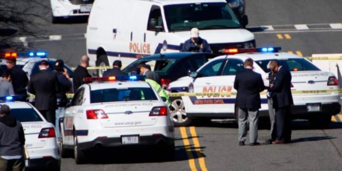 Reportan tiroteo cerca del Congreso de EUA