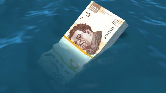 El peso pierde el impulso dado por el alza de tasa de Banxico