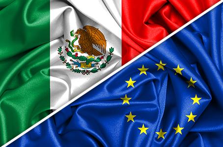 Nuevo TLC con la Unión Europea es esencial para México