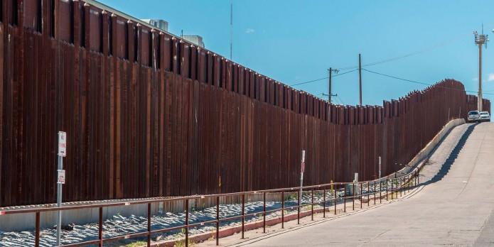 Carece EUA de recursos para construir muro, reconoce DHS