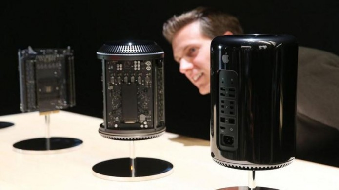 Apple tiene en el horno una nueva Mac Pro