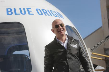 ¿Por qué Bezos vende mmdd de acciones de Amazon?