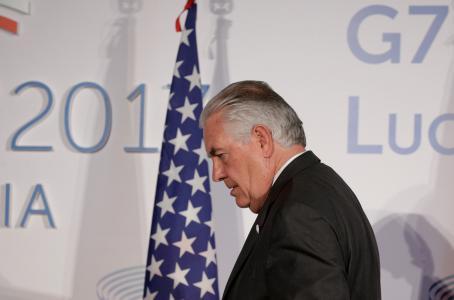 Rusia debe elegir entre Assad y EU: Tillerson