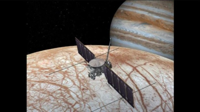 La NASA anuncia descubrimientos sobre otros planetas con océanos