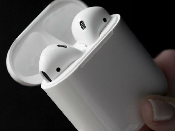 Los Airpods del iPhone podrían tener esta nueva función