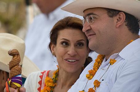 Esposa de Duarte sigue en Guatemala