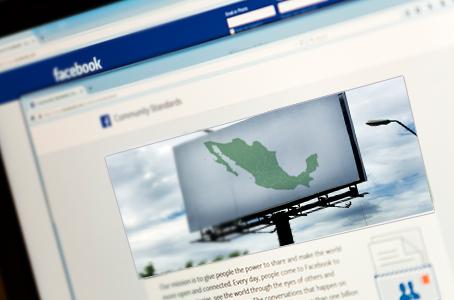 México, el 4º país con mayor alza de anunciantes en Facebook