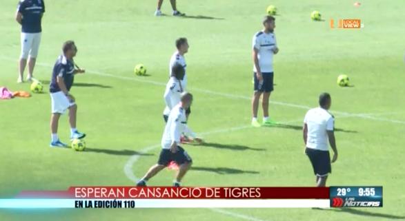 El DT de Rayados Antonio Mohamed espera que a Tigres le afecte el cansancio