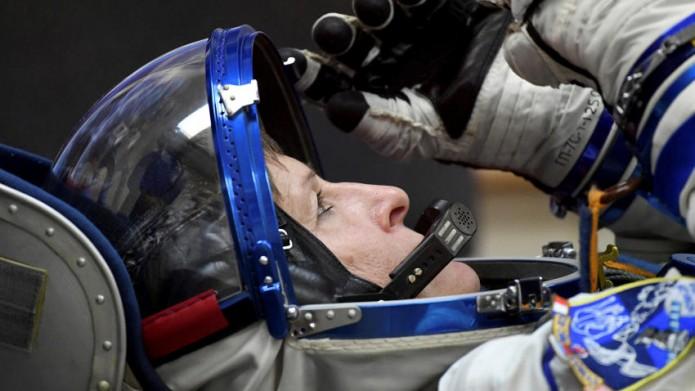 Peggy Whitson, la estadounidense con récord en el espacio