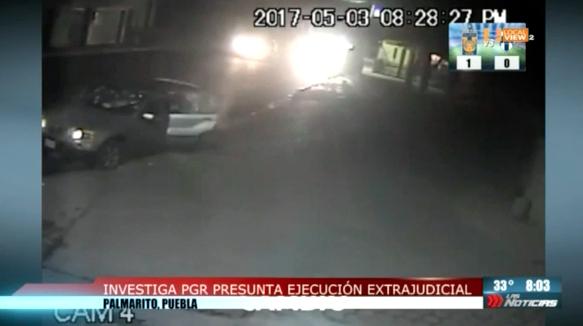 Investiga PGR presunta ejecución extrajudicial en Palmarito, Puebla