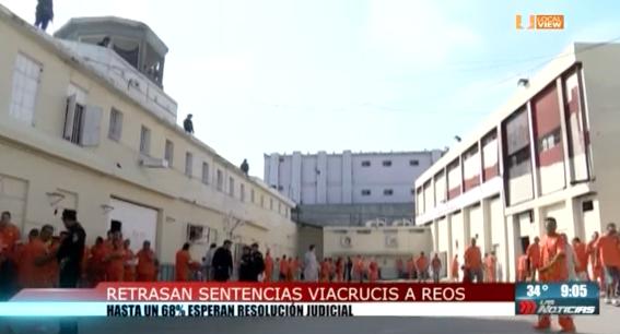Revela encuesta del INEGI parte de la realidad que se vive en los penales del país