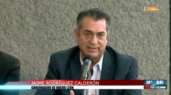 El Congreso de Nuevo León analiza la solicitud de licencia del gobernador