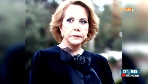Recordando a la primera actriz María Rubio