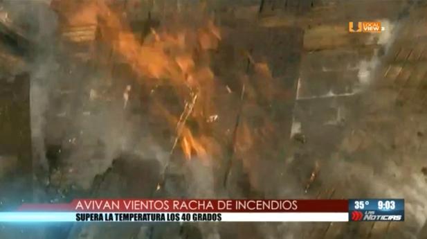 Vaya cambio en las condiciones del clima en Monterrey. En las últimas horas se han registrados decenas de incendios