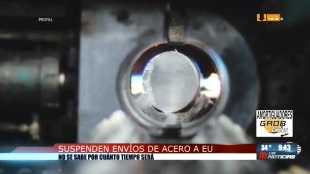 Los aranceles al acero ya impactan en las exportaciones de Mexico hacia Estados Unidos