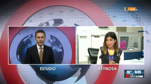 Así se vive el drama de familias migrantes en Reynosa y Matamoros