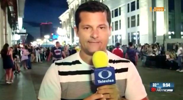 México está en octavos de final. Vamos a #Rusia2018 con Santiago Fourcade @santiago4kd