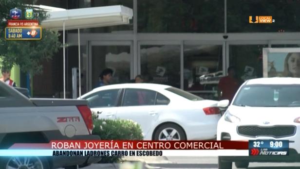 Viernes de asaltos en la zona metropolitana de Monterrey