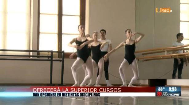 Actividades este verano en la Escuela Superior de Música y Danza de Monterrey