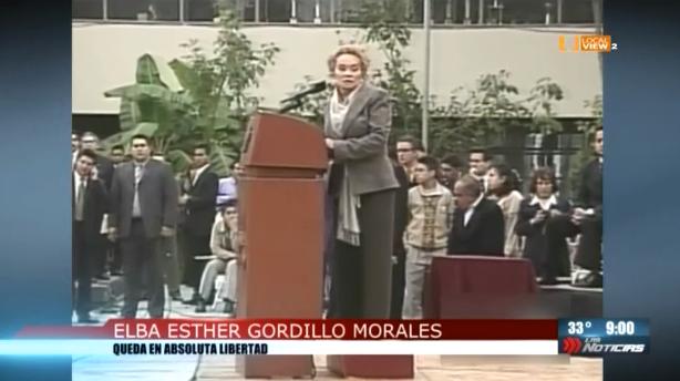 Estas son algunas de las reacciones sobre la liberación de Elba Esther Gordillo