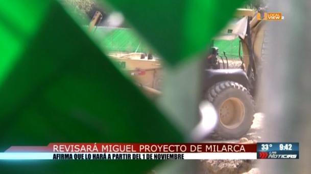 El Alcalde Electo de San Pedro, Miguel Treviño, no descarta cancelar los museos de Mauricio