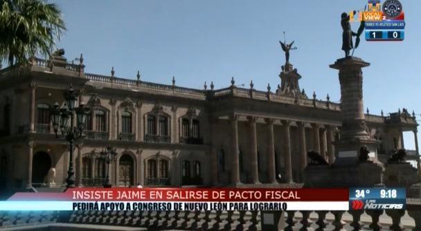 Y sigue la confrontación entre el Gobierno de NL y el próximo Presidente de México