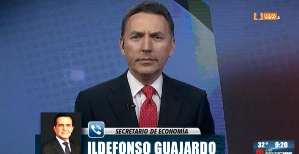 #Entrevista con el Secretario de Economía, Ildefonso Guajardo. ¿Qué ha pasado después del anuncio del acuerdo comercial con EEUU?