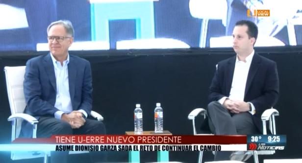 #Entrevista. Dionisio Garza Sada, Presidente del Consejo de U-ERRE